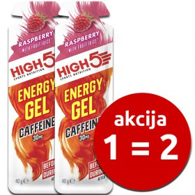 energy gel kofein malina
